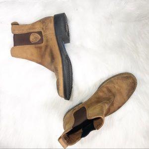 Ariat Combat Boots Women's Size 9 EUC